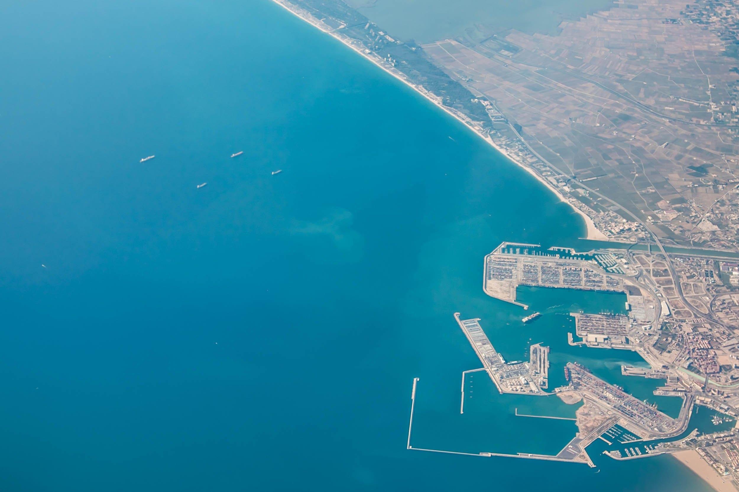 Puerto de Valencia y Mar
