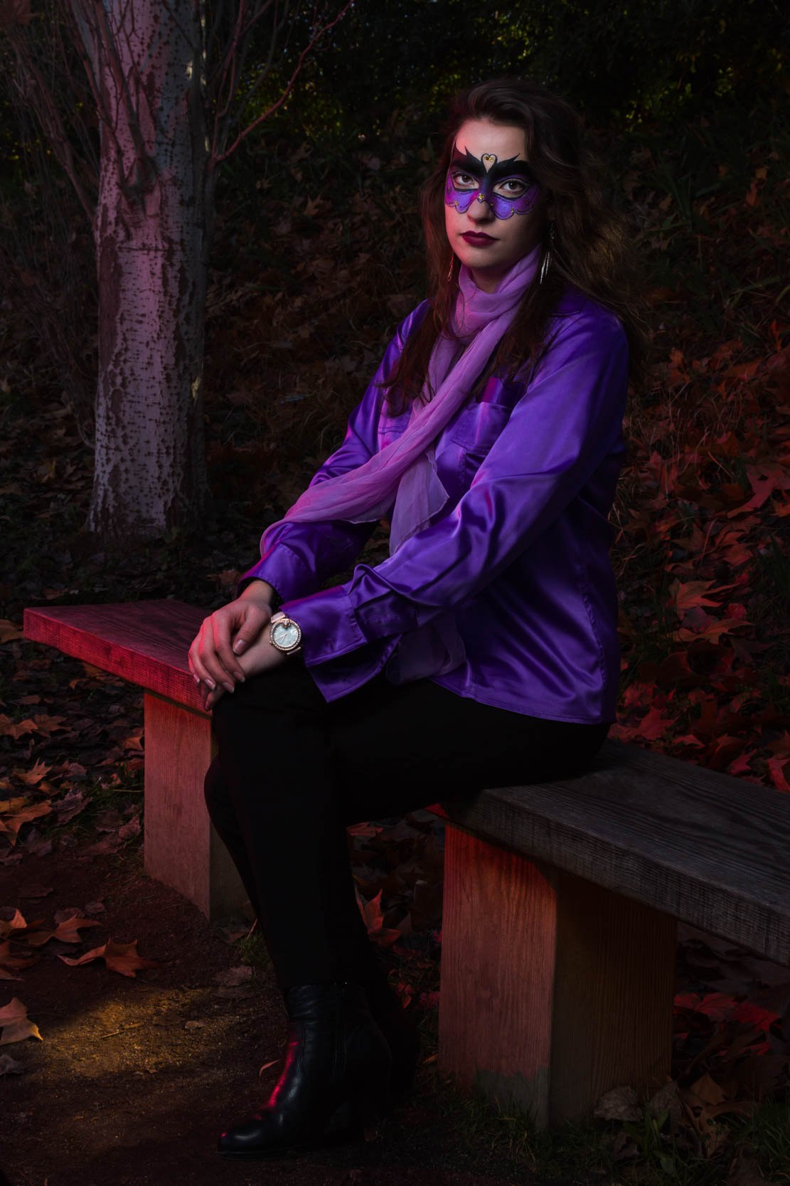 Retrato exteriores Laura Gascón Serrano