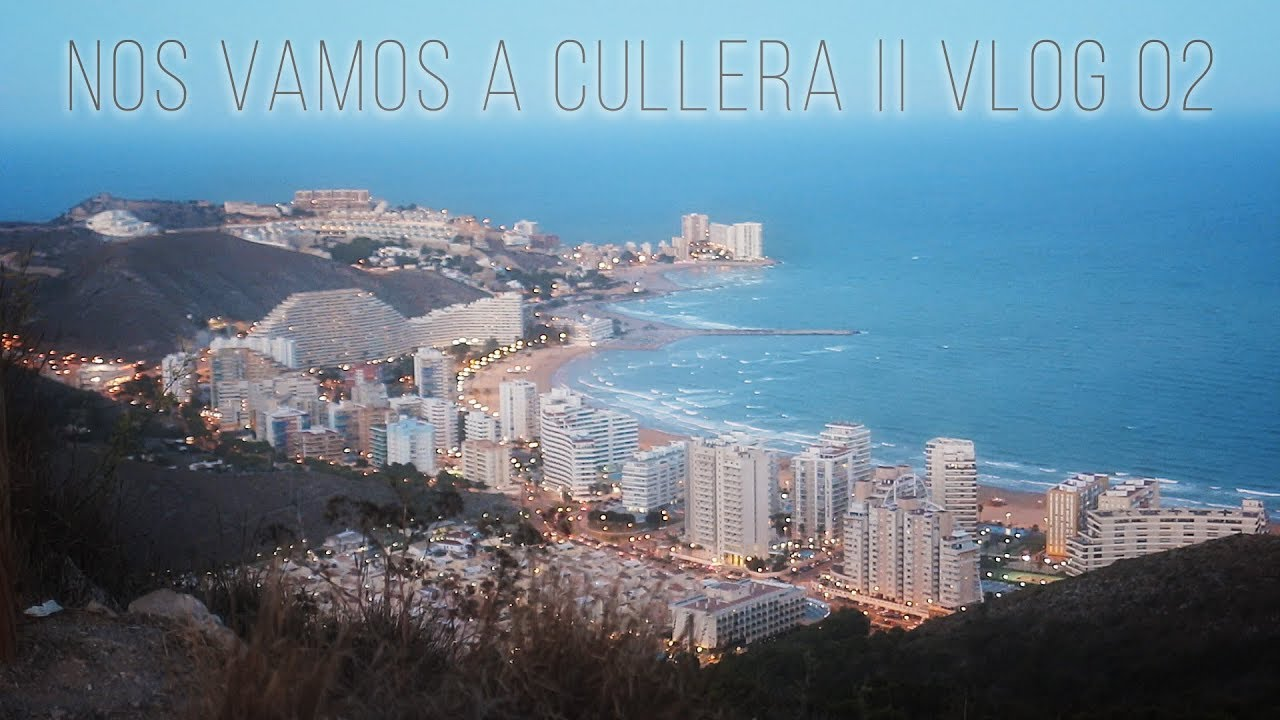 Nos vamos a Cullera || VLOG 02
